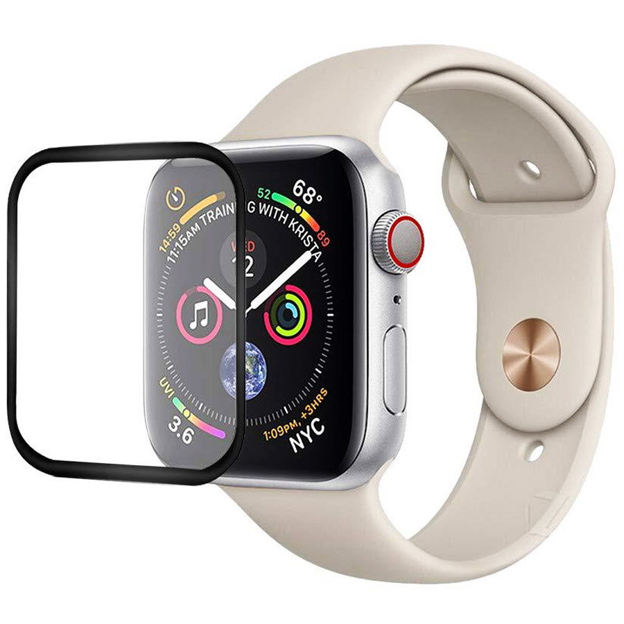 5D GLASS PROTECTION APPLE WATCH SERIES 5 SPORT BAND 40mm