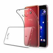 ΘΗΚΗ HTC U11 ULTRA THIN ΣΙΛΙΚΟΝΗΣ TPU ΔΙΑΦΑΝΟ