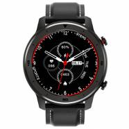 SMARTWATCH FL-SRCL SMART SPORTS WATCH IP68 BLACK LEATHER