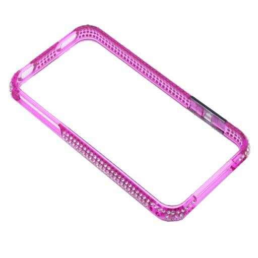 BUMPER IPHONE 4/4S STRASS MORE ΦΟΥΞ