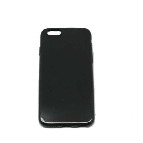 ΘΗΚΗ IPHONE 6/6s ULTRA THIN ΣΙΛΙΚΟΝΗΣ TPU 0.3mm ΜΑΥΡΟ
