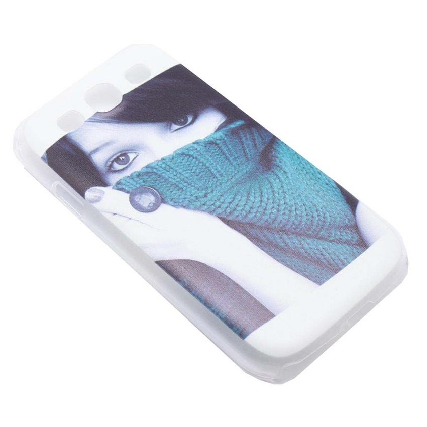 ΘΗΚΗ SAMSUNG S3/S3 NEO BACK COVER SWEATER GIRL TPU