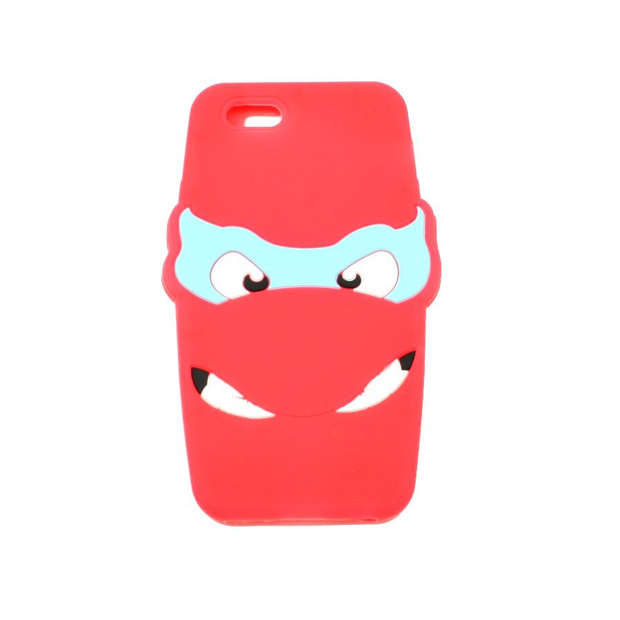 ΘΗΚΗ IPHONE 6/6s BACK COVER 3D NINJA ΚΟΚΚΙΝΟ