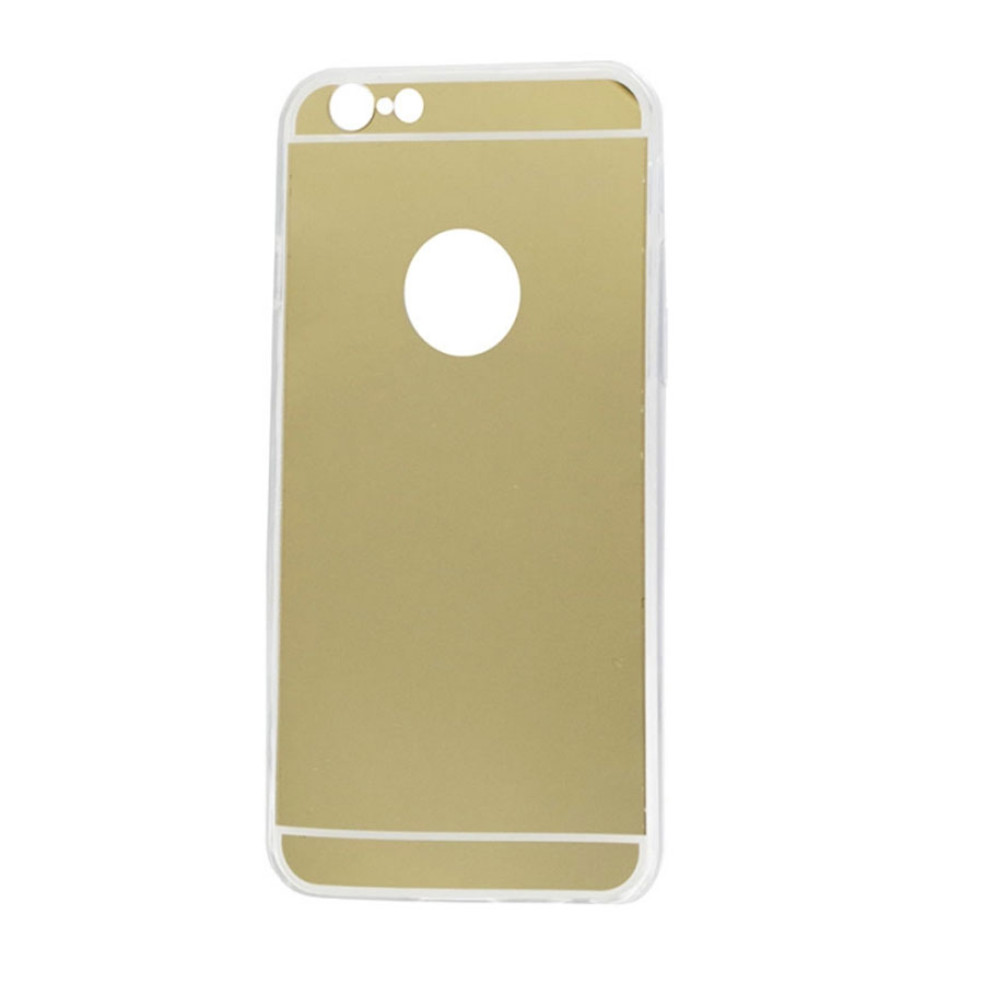ΘΗΚΗ IPHONE 6/6s TPU MIRROR BACK CASE ΧΡΥΣΟ