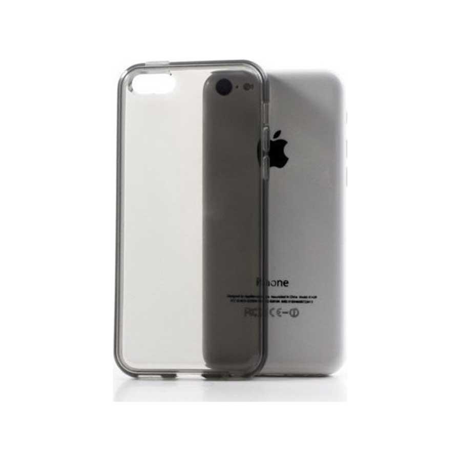 ΘΗΚΗ IPHONE 5/5S/SE ULTRA SLIM 0.5mm ΣΙΛΙΚΟΝΗΣ TPU ΓΚΡΙ