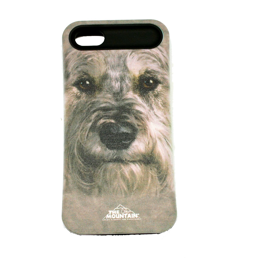 ΘΗΚΗ IPHONE 5/5S/SE BACK COVER ANIMAL SMALL DOG