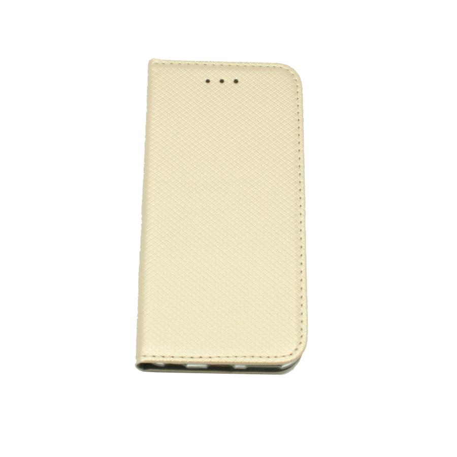 ΘΗΚΗ IPHONE 6/6S  SMART MAGNET BOOK ΧΡΥΣΟ