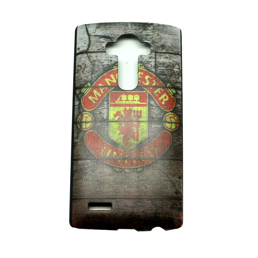 ΘΗΚΗ LG G4 BACK CASE TPU MANCHESTER UNITED
