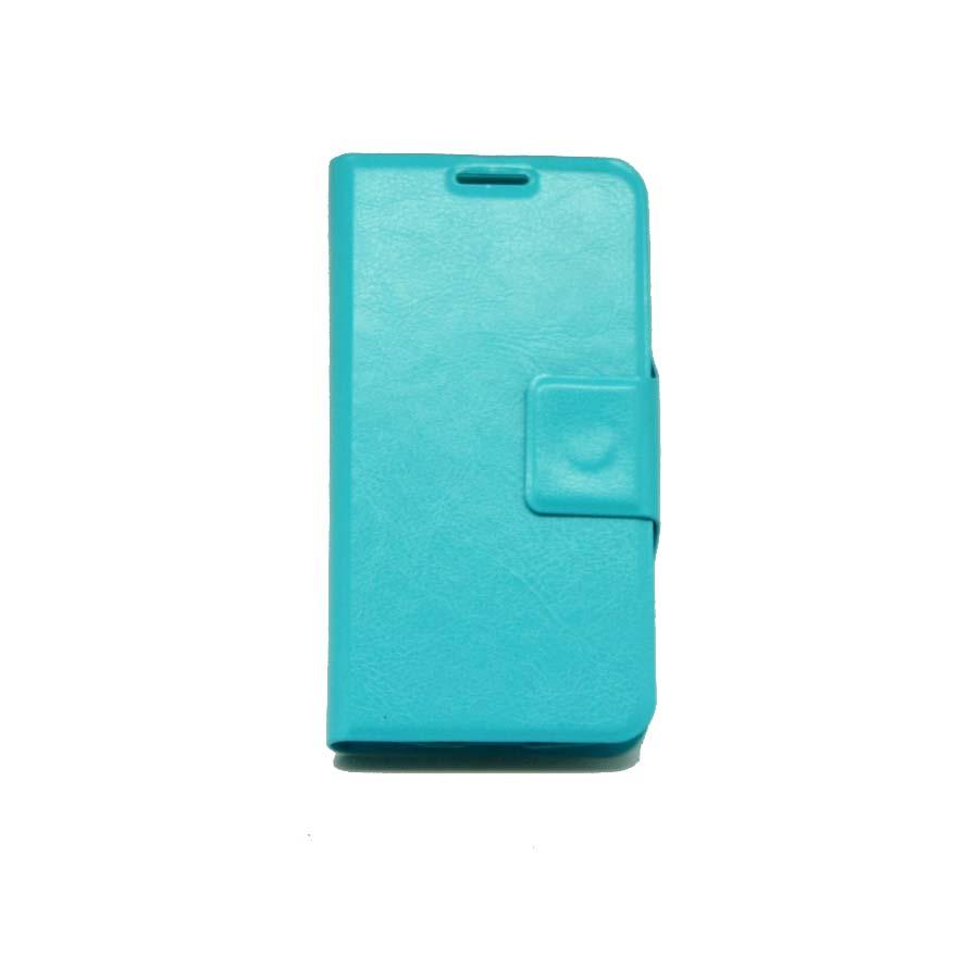ΘΗΚΗ SAMSUNG S4 mini BOOK CRYSTAL GRAIN ΓΑΛΑΖΙΟ