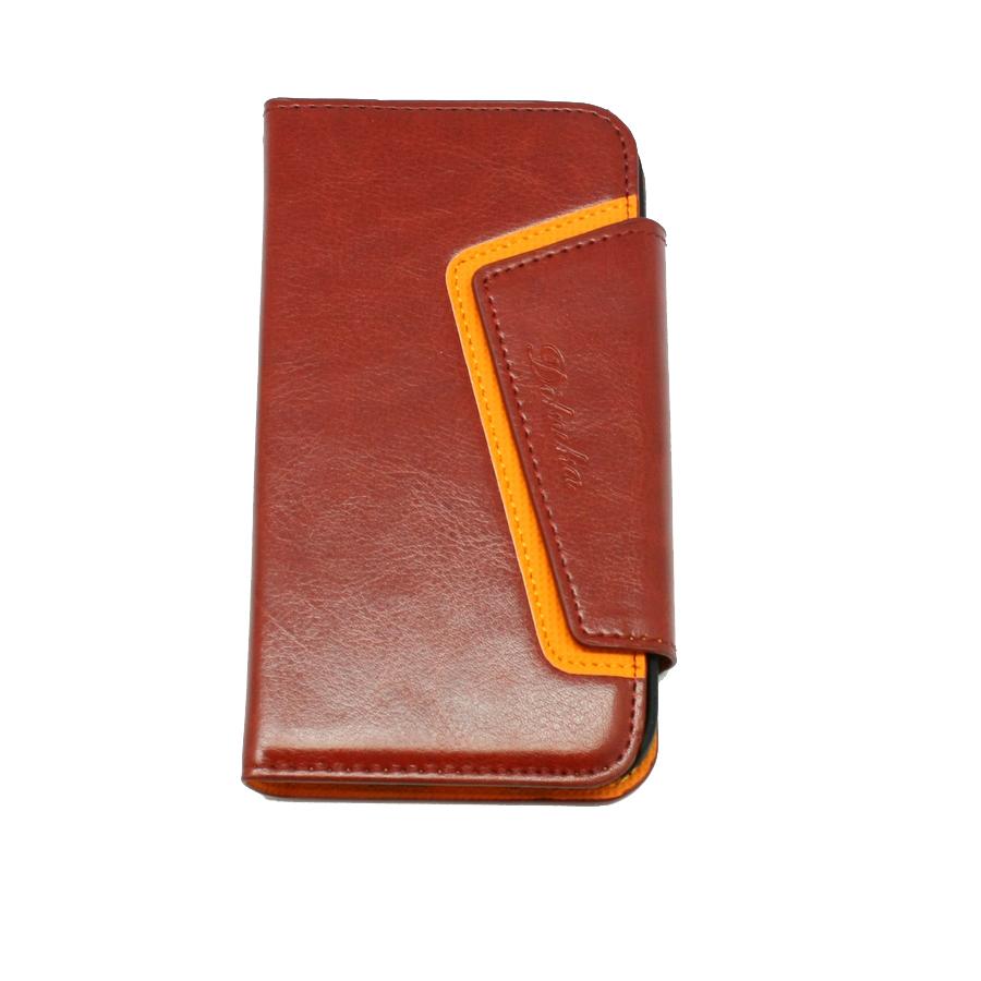 ΘΗΚΗ SAMSUNG S4 i9500 BOOK DK ΚΑΦΕ