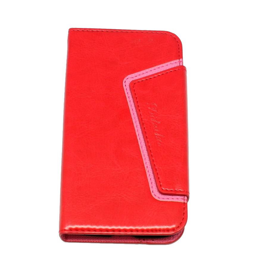 ΘΗΚΗ SAMSUNG S4 i9500 BOOK DK ΚΟΚΚΙΝΟ