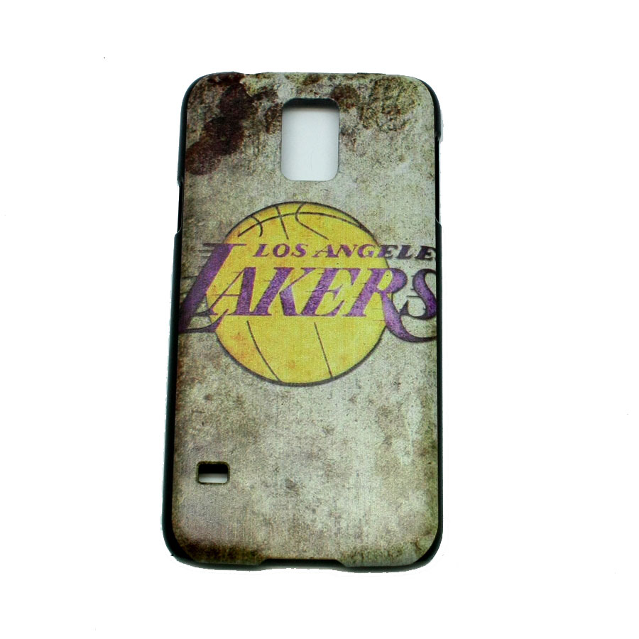 ΘΗΚΗ SAMSUNG S5/S5 NEO BACK CASE TPU L.A. LAKERS
