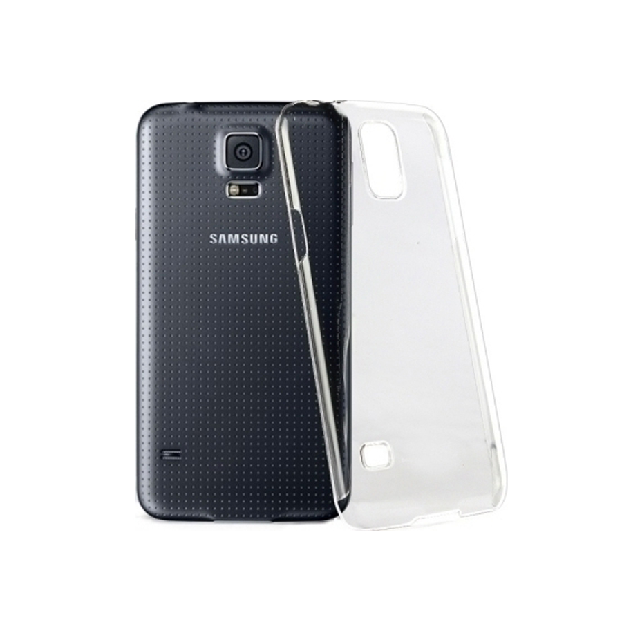 ΘΗΚΗ SAMSUNG GALAXY S5 / S5 NEO HARD CASE ΔΙΑΦΑΝΟ