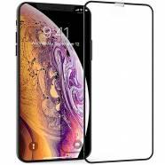 5D TEMPERED GLASS 9Η ΠΡΟΣΤΑΣΙΑ ΟΘΟΝΗΣ APPLE IPHONE XS MAX (6,5') ΜΑΥΡΟ