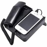ΒΑΣΗ ΓΙΑ IPHONE 4 ΜΕ ΑΚΟΥΣΤΙΚΟ ΜΑΥΡΟ