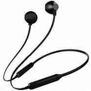 BLUETOOTH NECKBAND EARPHONES ΜΑΥΡΟ
