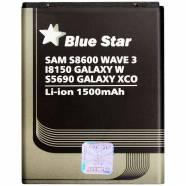 ΜΠΑΤΑΡΙΑ ΓΙΑ SAMSUNG i8150 GALAXY W/XCOVER/WAVE 3 1500mAh EB484659VU PREMIUM