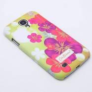 ΘΗΚΗ SAMSUNG S4 BACK COVER CATH KIDSTON PINK FLOWER
