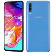SAMSUNG A70 A705F 4G 128GB (6GB RAM) DUAL BLUE EU