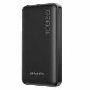 AWEI P28K POWERBANK 10000 mAh BLACK