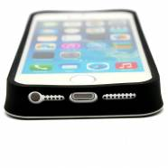 ΘΗΚΗ IPHONE 5/5S/SE BACK COVER HOUSING IGLOW ΚΟΚΚΙΝΟ