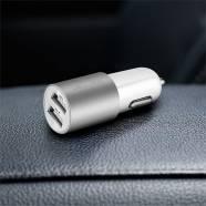 ΦΟΡΤΙΣΤΗΣ ΑΥΤΟΚΙΝΗΤΟΥ JELLICO SC-31 DUAL USB 3.1A METAL ΑΣΗΜΙ