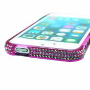 BUMPER IPHONE 5/5S/SE STRASS MORE ΜΩΒ