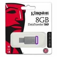 USB FLASH KINGSTON DATA TRAVELER DT50/8GB