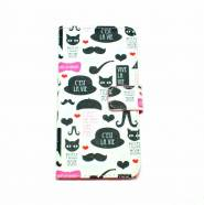 ΘΗΚΗ SAMSUNG NOTE 4 BOOK CARTOON HAT